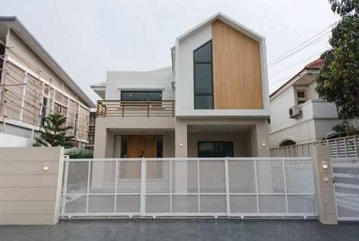 ขายบ้านเดี่ยว 2 ชั้น บ้านสวยๆจาก The hauser เฉลิมพระเกียรติ ร.9 ซอย62 ตกแต่งสไตล์ญี่ปุ่น มี หลังเดียว